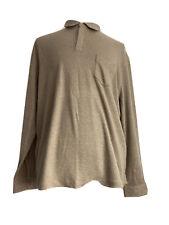 Ermenegildo Zegna POLO SHIRT 2XL 100% Cotton (Like Cashmere) Pristine RRP £345