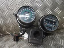Honda CB750 Automatic Clocks Dials Speedometer MPH Gauges Signals