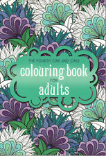 Phoenix Yard Books The Fourth One and Only COLOURING BOOK FOR ADULTS @NEW@