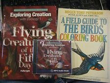 Exploring Creation with zoology 1 Flying Creatures of the Fifth day text & more