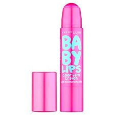 *MAYBELLINE Baby Lips Color Balm Crayon - Pick Colour - BRAND NEW - FREE P&P*