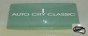 Windshield Glass w/ No Trim Gasket 1950 - 1959 International and Diamond Pickup