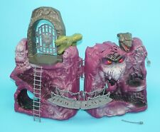MOTU HE-MAN MASTERS OF THE UNIVERSE SNAKE MOUNTAIN 100% COMPLETE MATTEL WORKS!