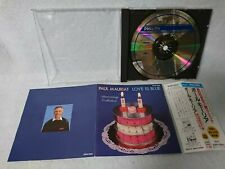 CD Paul Mauriat That love again. Love is blue 16 songs limited edition.japan.