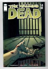 THE WALKING DEAD #14 - Grade 9.4 - First Printing! Kirkman, Adlard & Moore!