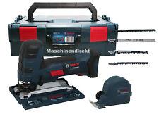 Bosch Professional Akku Stichsäge GST 18 V-LI S Professional + KS 3000 + FSN SA
