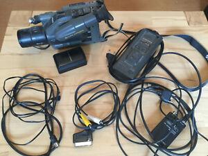 Philips HANDYCAM VKR6847 Videokamera Video VHS Camcorder Camera