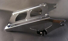 Chrome Tour Pak luggage rack  Harley Davidson Touring 2014 by WISDOM MOTORCYCLE