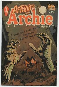 Afterlife With Archie 3 A 2014 NM 9.4 Francesco Francavilla 1st Print Riverdale