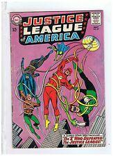 DC Comics Justice League Of America #27 Fine- 1964