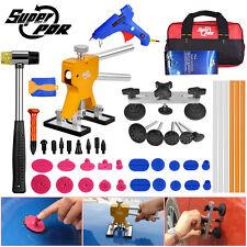 Super PDR 44pc Paintless Dent Repair Tools Dent Lifter Puller Glue Gun Hail Set