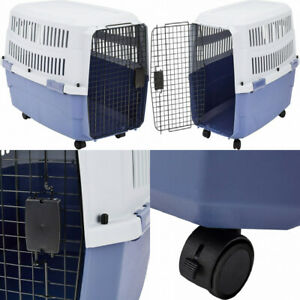 Amazon Basics Pet Carrier Kennel 36-Inch