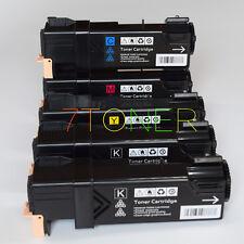 5 x Toner For Xerox CM305D CM305DF CP305D CT201632 CT201633 CT201634 CT201635