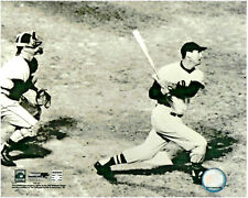 Ted Williams Boston Red Sox LICENSED Baseball 8x10 Photo
