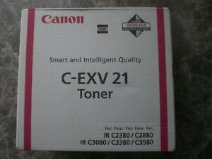 Canon Toner Magenta C-EXV 21 für iR C2380, C2880, C3080, C3380, C3580