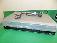 TOSHIBA DVD Recorder VCR VHS VIDEO CASSETTE Combo-Copy VHS 2 DVD D-VR16 FAULTY