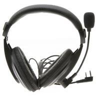 Retevis Walkie Talkie Earpiece Boom Mic Overhead Headphone - 1 Pack SKU#1101646