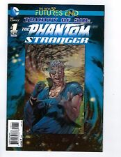 Trinity of Sin Phantom Stranger # 1 Future's End 3D Lenticular Cover NM DC