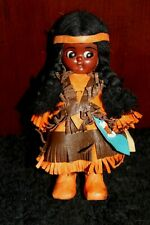 CARLSON DOLLS Vintage WOODLAND PRINCESS Native American Indian OUTFIT