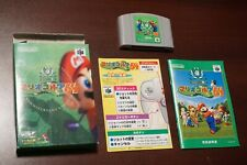 Nintendo 64 Mario Golf 64 boxed Japan import N64 Game US seller
