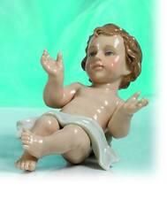 Gesù Bambino Bambinello cm.16 in fine porcellana Navel by Paben