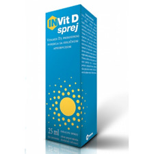 INVIT D SPRAY D3 Vitamin 25ml