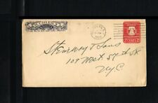 [B07_153] 1928 - USA Prepaid cover - Postal stationery - 2 cents