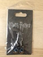 Harry Potter Official Ravenclaw Crest Earrings - The Carat Shop - New