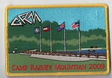 Activity Patch Camp Rainey Mountain NE GA Council 2009 PP 700179