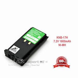KNB17 KNB-17 Battery for KENWOOD TK-280 TK-380 TK-480