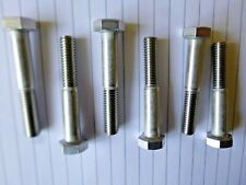 Land Rover Defender owners need Windscreen Bracket 6 x stainless steel bolt pack