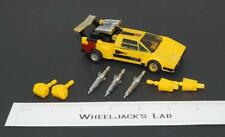 Sunstreaker EARLY CIRCLE STAMP VARIANT Vintage G1 Transformers Action Figure