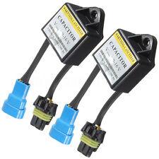 1 Paar Fehler Canceller CANBUS Modul Widerstand ANTI-FLICKER für Xenon HID Licht