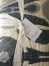 New ListingPottery Barn Kenmare King Quilt Nwt!