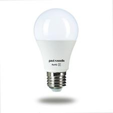 3 Pack 7W Gls Led Light Bulbs E27 Es Edison Screw Paul Russells Bright 7W=60W