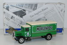 MATCHBOX COLLECTIBLES YPP03 - 1932 MERCEDS BENZ L5 - BERLINER MORGENPOST