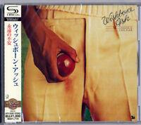 WISHBONE ASH-THERE'S THE RUB-JAPAN SHM-CD D50