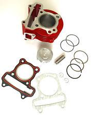 Cylindre Kit zylindersatz 80ccm pour scooter chinois qmb139 gy6 50 4 T Bj. 2012 NOUVEAU