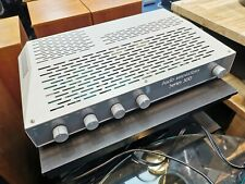 AUDIO INNOVATIONS SERIES 300 VALVE / TUBE AMPLIFIER with MM/MC Phono * boxed*