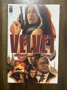 IO - Image Comics Velvet #1 First Print Combined Shipping Epting Brubaker