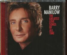 BARRY MANILOW - THE GREATEST LOVE SONGS OF ALL TIME - CD  NEW