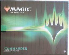 Wizards Of The Coast Magic Commander Anthology 2018 - English