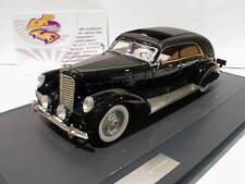 """Matrix 51206-031 # Lincoln Model K Sport Derham Baujahr 1937 """" schwarz """" 1:43"""