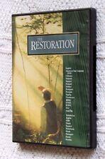 THE RESTORATION (DVD) REGION-ALL, LIKE NEW (DISC: NEW), FREE POST IN AUSTRALIA