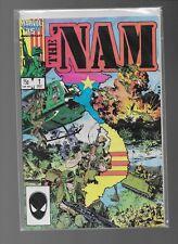 Marvel Comics  The Nam 33 Book Lot  1-30 ,37,38,39  All NMMT/MT or better