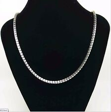 """Women/Men's Stainless Steel Necklace 22""""3mm Chain Cubic Link Fashion Jewelry New"""