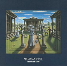 KING CRIMSON-EPITAPH. VOL. 3 & 4-JAPAN 2 CD I84