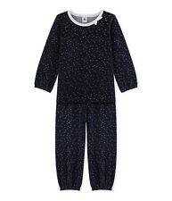 PETIT BATEAU Nikki Pyjama allover Sterne 92 98 104 110 116 122 128 134 140 146