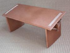 Portable Earth-Friendly Meditation Bench