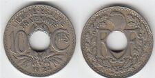 Gertbrolen  10 Centimes  en Cupro-Nickel Lindauer 1924  Atelier de Poissy  N° 1